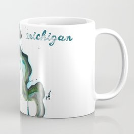 Michigan is Home Coffee Mug
