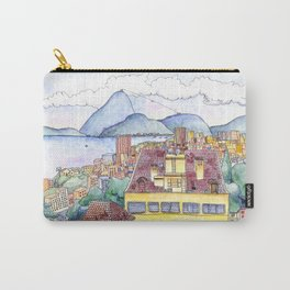 View from Ruins Park, Rio de Janeiro Carry-All Pouch