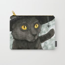 Witch's Familiar Carry-All Pouch