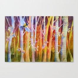 Soaring Through Canvas Print