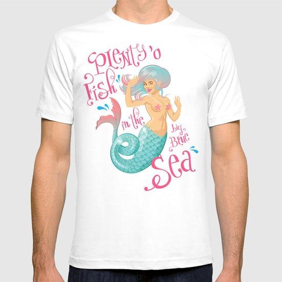 Plenty 'o fish T-shirt