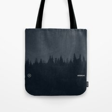 Nature / Dark Tote Bag