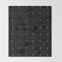 Circular 30 Throw Blanket