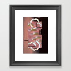 I'm Glad Your My Friend Framed Art Print