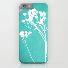 Abstract Flowers 1 Slim Case iPhone 6