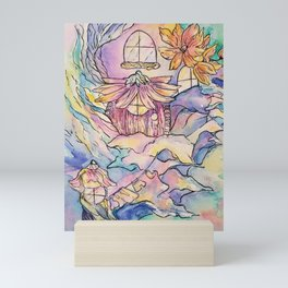 Fairy House Mini Art Print