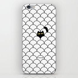 I Creep On You II iPhone Skin