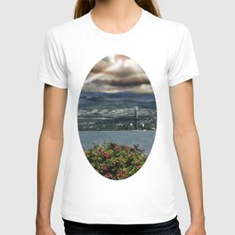 Bridge Near Vancouver T-shirt