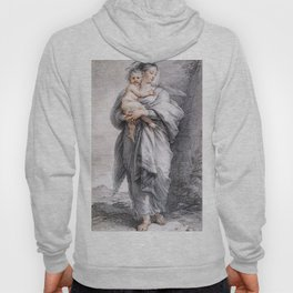 Virgin And Child - Digital Remastered Edition Hoody