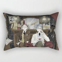 221 B Rick Street Rectangular Pillow
