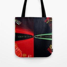 E6 Tote Bag
