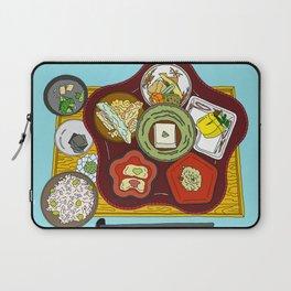Japanese Veggie Platter Laptop Sleeve