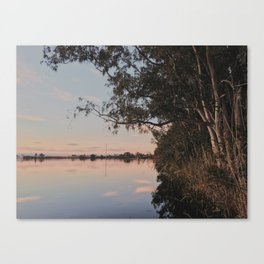 Albufer Natural Park Canvas Print