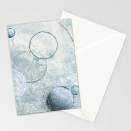 Floating II Stationery Cards