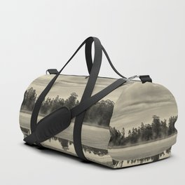 The river and the trees Duffle Bag