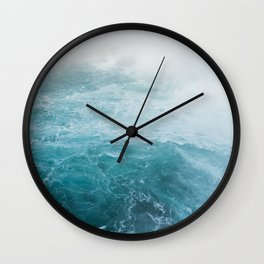 Nature's Ombre Wall Clock