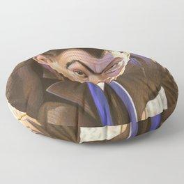 A Blind Bargain Floor Pillow