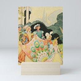Little Princess by Rudolf Koivu Mini Art Print