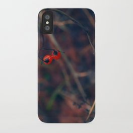 A closer look iPhone Case