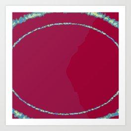 Psychedelica Chroma XX Art Print