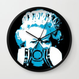 Graffiti is King Wall Clock