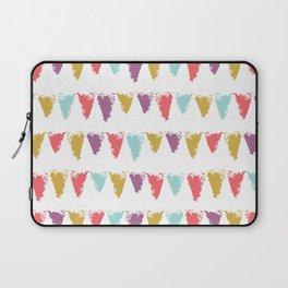 Butterfly Garden - Bunting Laptop Sleeve