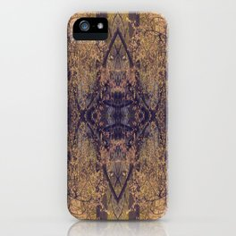 Walk in the Woods iPhone Case
