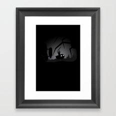 Limbo Time Framed Art Print