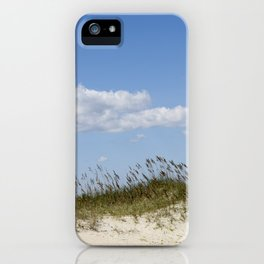 Kure Beach #1 iPhone Case