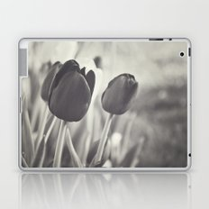 When Spring Was Here B/W Laptop & iPad Skin