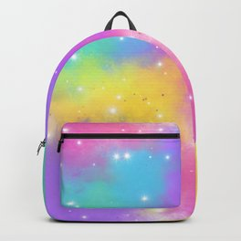 Colorful Design with Stars Ver.7 Backpack