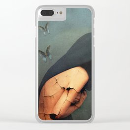 Torment Clear iPhone Case