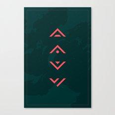 OVR-D Canvas Print