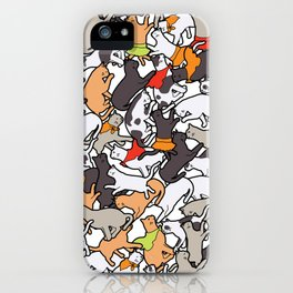 Catcatcats iPhone Case