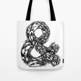 The Illustrated & Tote Bag