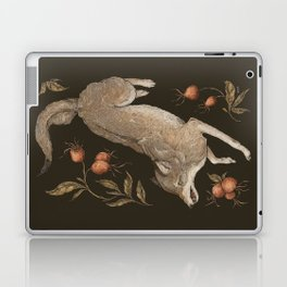 The Wolf and Rose Hips Laptop & iPad Skin