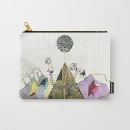 Climbers - Cool Kids Climb Mountains Carry-All Pouch