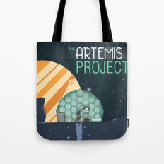 The Artemis Project Tote Bag