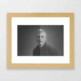 Nick Framed Art Print