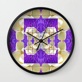 In the Garden of the Shepherd (Atlanta) Wall Clock