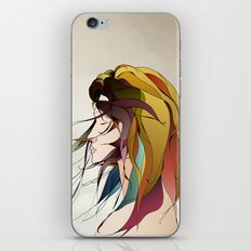 Autumn Wind iPhone & iPod Skin