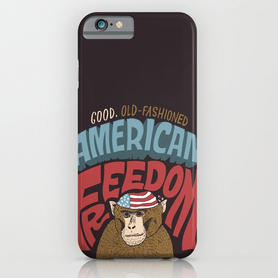 American Freedom iPhone & iPod Case