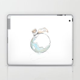 Alice Alphabet C Laptop & iPad Skin