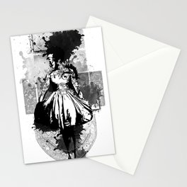 WombMan Stationery Cards