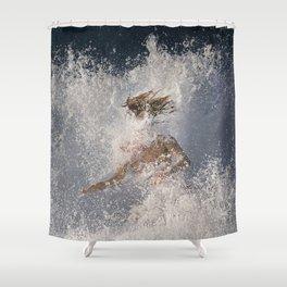 Enigma. Shower Curtain