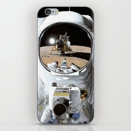 First Men iPhone Skin