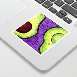 Perfect Avocado Sticker