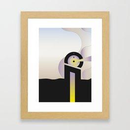 Gateway Framed Art Print