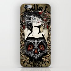 Barbed Ambition iPhone & iPod Skin