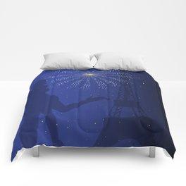 Paris Romance Comforters